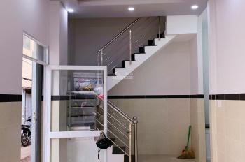 Cho thuê nhà hẻm 8m KD nội bộ, đường Tân Hóa, P. 1, Q. 11, DT: 3.4x7m, 1 lầu 2PN 2WC, 12tr/th