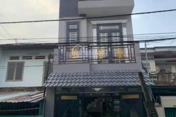 Nhà bán đúc 2 lầu, DT: 4 x13m sổ hồng 48m2. Giá 4.2tỷ TL, HXH đường Song Hành vô 200m, Q12