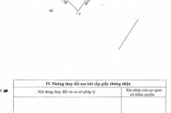 Đầu tư đất công nghệ cao Hòa Lạc 127m2, mặt đường Tỉnh Lộ 420 giá cực rẻ