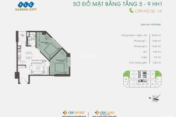 Sở hữu căn hộ giá rẻ - chất lượng thương mại - dự án FLC Garden City. LH: 0947.309.896