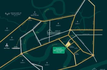 Cần bán nền đất biệt thự Saigon Mystery Villas, Thạnh Mỹ Lợi, Quận 2, giá tốt