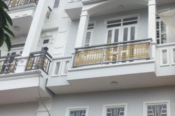 Nhà bán hẻm Lê Văn Khương thông ra Hiệp Thành 13, khu nhà văn minh giá 4.3 tỷ