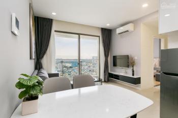 Cho thuê căn hộ Gold View, Q. 4 2PN, giá: 16 tr/th, LH: 0931.891.547 A Phương