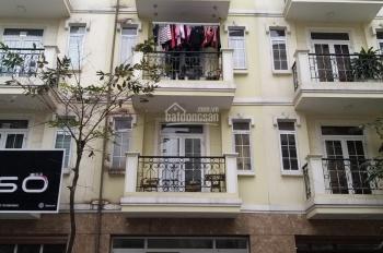 Cho thuê LK Nguyễn Huy Tưởng, 75m2 * 5 tầng, mặt tiền 5m, có thang máy, giá 35 tr/th. LH 0968120493
