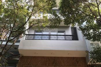 Cho thuê Nhà MT đường Nhất Chi Mai, P. 13, Tân Bình. Diện tích: 5.3x18m. 1 trệt lững 4 lầu suốt