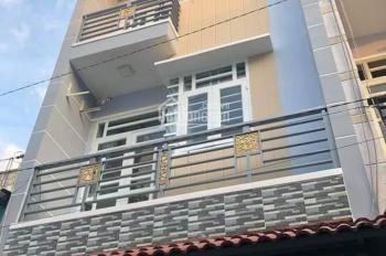 Cho thuê nhà HXH số 766/6a CMT8, Q. Tân Bình