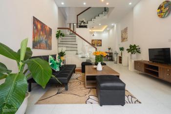 Cho thuê nhà 5 tầng 6 pn xây mới khu Tây Hồ, Ciputra