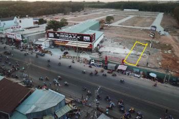 5x20m mặt tiền full thổ cư, 3,3 tỷ ĐT 741 (54m) đối diện chợ Nhật Huy, dân cư sầm uất. 0911187587