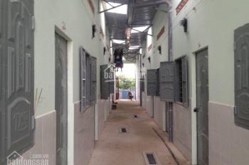 Cần bán dãy trọ 10 phòng, 200m2, giá 1,5 tỷ, sổ hồng, đường Hồ Văn Tắng, Củ Chi