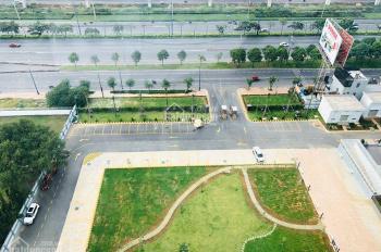 Gia đình không ở cần cho thuê CH Sài Gòn Gateway mới 100% 66m2 có rèm cửa, khoá từ 6.5 triệu/tháng