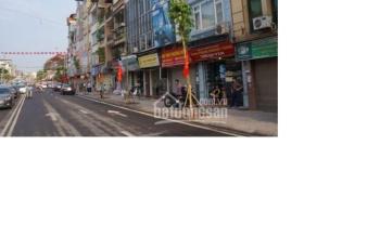 Bán nhà mặt phố Hai Bà Trưng, giáp Thanh Nhàn, 100 m2, MT 6m, vỉa hè, KD, 18.6 tỷ