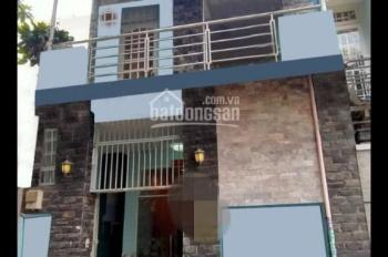 Nhà bán 3 lầu, 3PN, 4 toilet, sân thượng, MT nhánh đường Trương Văn Hải, Tăng Nhơn Phú B, Q9