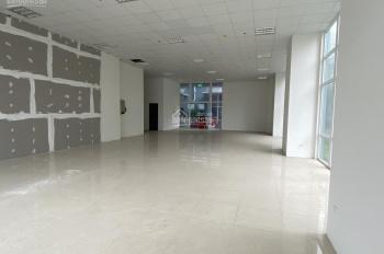 Cho thuê sàn thương mại tầng 1 tại Lạc Long Quân, Tây Hồ, 190m2