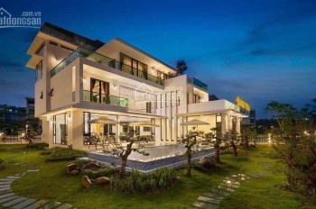 Chính chủ chuyển nhượng biệt thự DT: 555m2, có bể bơi sân vườn, vốn chỉ từ 6,2 tỷ. LH 0904546677