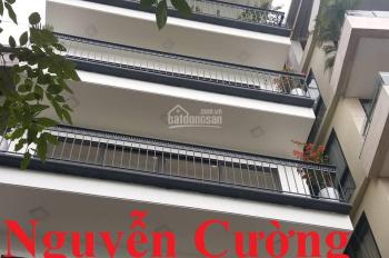 Bán nhà mặt phố Nguyễn Văn Huyên, Quận Cầu Giấy 7 tầng, thang máy, 57m2, 24 tỷ. LH 0913978689