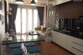 Cho thuê chung cư 789 Xuân Đỉnh trong KĐT Ngoại Giao Đoàn căn tầng cao 2PN, full nội thất đẹp