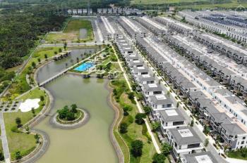 Căn nhà phố vườn ES08 dự án ven sông Lavila, 5,5x17,6m, trệt, 2 lầu, hướng ĐN, giá tốt nhất 7,45 tỷ
