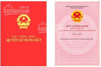 Bán đất giá 2,15 tỷ phố Dịch Vọng, Cầu Giấy. DT 31m2, ô tô đỗ cổng cách phố 10m, đã có giấy phép XD