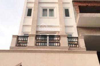 Nhà bán trệt, 4 lầu sân thượng và hầm xe hoi, đường Nguyễn Tư Nghiêm, phường Bình Trưng Tây, quận 2