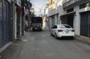Hẻm xe hơi 7m Huỳnh Văn Bánh, Phú Nhuận DT 5x20m nở hậu CN 100m2 GPXD 5 tầng gần mặt tiền 11 tỷ