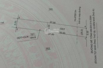 Đất nền giá rẻ sổ sẵn giáp ranh và trong KCN. Lh: Chính chủ 085226786