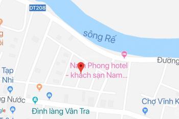 Bán lô đất khu Bến Thóc An Đồng An Dương gần Hoàng Huy, 126m2, 12.5tr/m2, 0914566889
