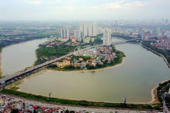 Bán biệt thự mặt phố - nằm trong bán đảo lớn nhất thủ đô giá siêu rẻ chỉ 100tr/m2