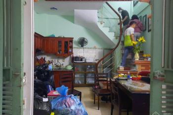 Cho TN ở + BH online 4 tầng x 25m2 ngõ Gốc Đề, 3 phòng ngủ full đồ ô tô đỗ cách 5m. Giá: 6.5 triệu