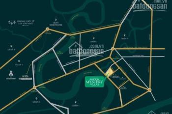 Bán lô đất giá rẻ nhất dự án SG Mystery Villas Q2, 9*18m, kế Đảo Kim Cương, LH 0909015267