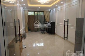 Cho thuê nhà phân lô full đồ Trần Quý Cáp gần tiểu học Văn Chương - Khâm Thiên. Nhà xây 35m2*5T