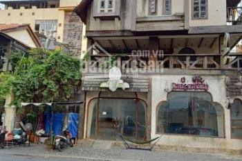 Cho thuê nhà mặt tiền P Nguyễn Thái Bình, quận 1, (8.5x18m), giá 170 triệu/th