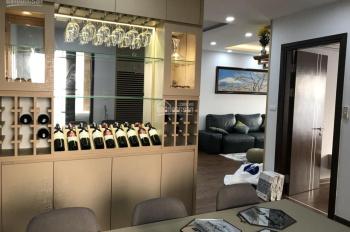 Chính chủ cho thuê căn hộ 2 phòng ngủ tại Tràng An 12tr/th full đồ. LH 0962546212