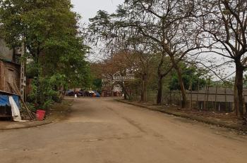 Bán gấp lô đất Khu CNC Hoà Lạc, Phú Cát, Quốc Oai, lô góc, 2 mặt tiền, giá 13tr/m2, LH: 0799339999