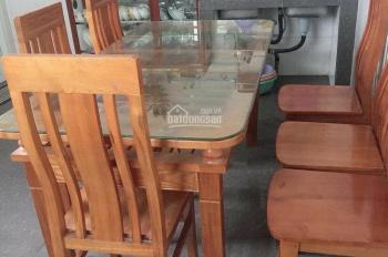 Cho thuê nhà Phú Hòa, 2 phòng ngủ, 5.5tr/th sân xe hơi, có sân sau trồng rau. Hẻm Lê Hồng Phong