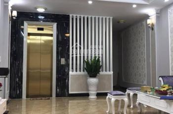 Bán nhà phố Ngụy Như Kon Tum, 6 tầng mới đẹp, thang máy, gara ô tô, kinh doanh, 65m2, LH 0972932251