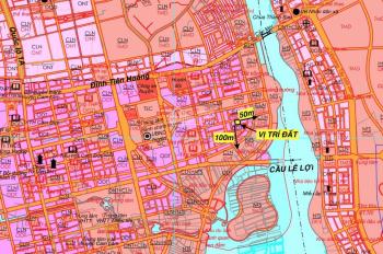 Đất full thổ cư sát đầm đối diện trung tâm hành chính huyện Cam Lâm, LH: 0961115991