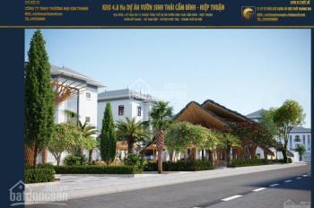 Chính chủ gửi bán đất dự án Cẩm Đình, Hiệp Thuận, lô đẹp view sông