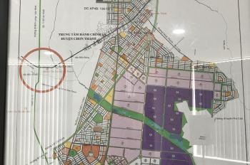 Đất khu đô thị và công nghiệp Becamex: 5x30m, full thổ cư. Sổ riêng - Công chứng ngay. 0965084258