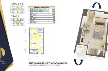 Căn hộ The East Gate căn nhỏ 33m2, 44m2, căn góc 65m2, 70m2 tầng đẹp nhất dự án, full vị trí căn