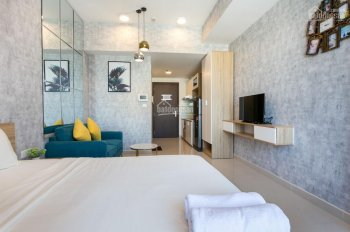 Cần bán căn hộ River Gate Bế Văn Đồn, Quận 4, full nội thất 2 PN, 74 m2 giá 4,45 tỷ. LH: 0935983660