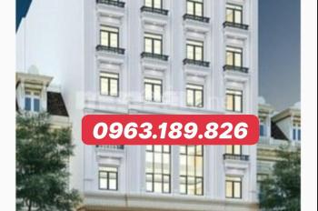 Khách Sạn Nguyễn Thị Định - 10 tầng 1 hầm 540m2 Chính Chủ ( 209 tỷ ) 0963.189.826