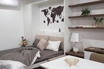 Cho thuê căn hộ Studio full đồ rẻ nhất thị trường Vinhomes D'capitale chỉ với 8,9 triệu/tháng