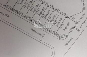 Cần tiền ra giá thấp lô đất kdc đất quý cạnh bên khu Đông Tăng Long, Quận 9