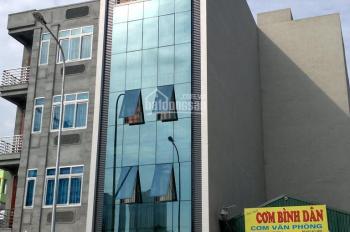 Cho ngân hàng thuê tòa nhà mặt tiền Nguyễn Công Trứ, Quận 1, trệt 5 lầu, giá 110 triệu/th