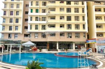 7tr5 căn hộ 2 phòng ngủ có nội thất xách vali vào ở, nhà đẹp nội thất đẹp: 0909770553