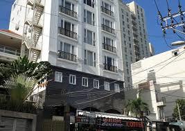 Cho ngân hàng thuê tòa nhà mặt tiền Trần Hưng Đạo, Quận 1, DT 8 x 20m trệt 4 lầu, giá 333,915 triệu