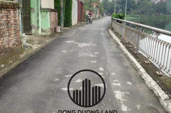 Bán 55m2 đất Đông Dư, Gia Lâm, MT 5m, nở hậu, đường 4m, giáp Vinhomes, Ecopark, ở hoặc đầu tư tốt
