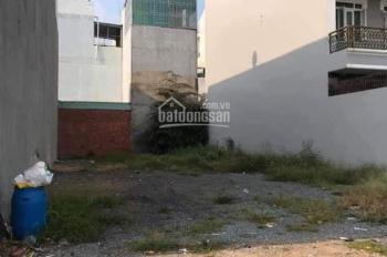 Bán lô đất lọt khe 2 nhà lầu 5x19m, đối diện chợ Bà Hom - thông ra Trần Văn Giàu - có giấy phép XD