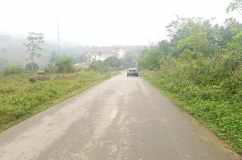 Bán lô đất 12000m2 có 1200m2 đất ở tại Minh Quang, Ba Vì, Hà Nội. Bám mặt đường nhựa liên xã