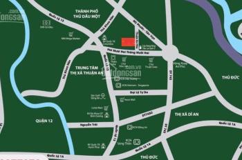 Dự án đất nền Thuận An Central Bình Dương